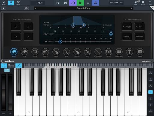 Cubasis LE 3 Trial - Music Studio and Audio Editor  Screenshots 9