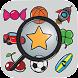 探し物ゲーム - Androidアプリ