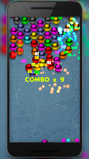 Magnetic balls bubble shoot 1.206 screenshots 12