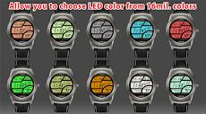 A41 WatchFace for LG G Watch Rのおすすめ画像5