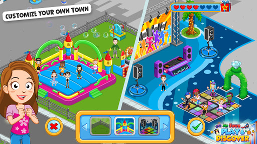 My Town : Play & Discover Pretend Play Kids Game  screenshots 2