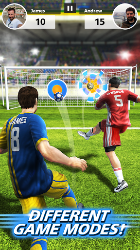 Football Strike - Multiplayer Soccer  screen 2