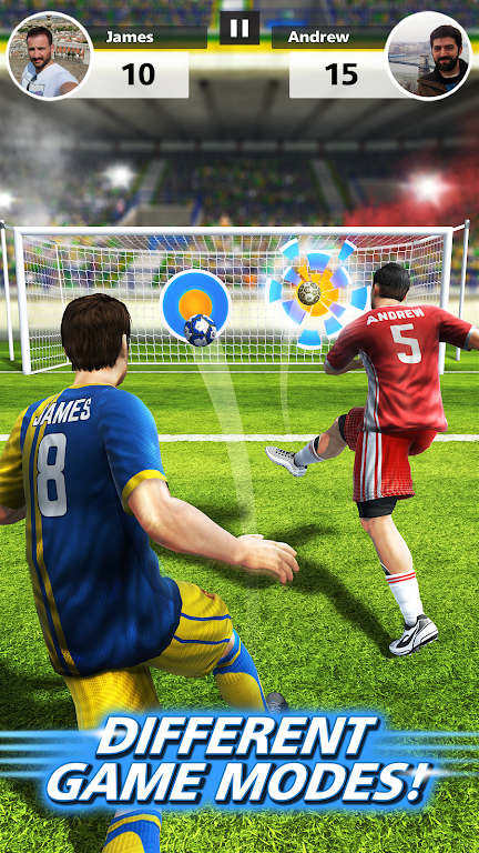 Football Strike - Multiplayer Soccer  poster 2