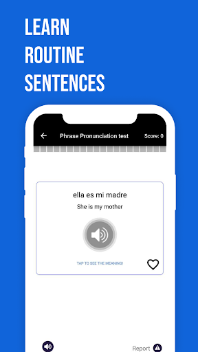 Listen & Learn Spanish from English android2mod screenshots 5