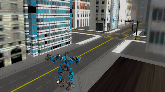 Robots Fighting In Street Hack Cheats (iOS & Android) 3