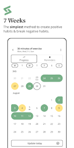 7 Weeks – Simplest Habit and Goal tracking 4.0.2 Apk 1