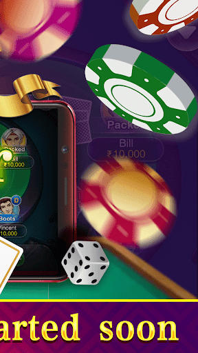 Teen Patti Pro - Online card game 1.0.0 screenshots 3