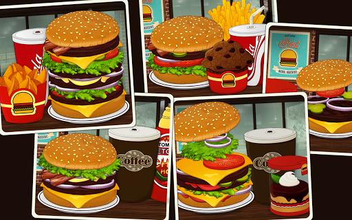 Burger Chef - Cooking Simulator 2.5 screenshots 4