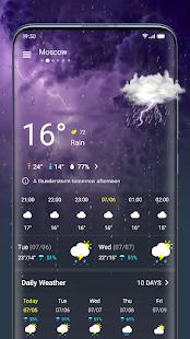 Weather & Radar, Alerts 1.2.7 Screenshots 2
