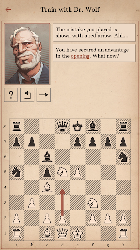 Learn Chess with Dr. Wolf  Screenshots 6