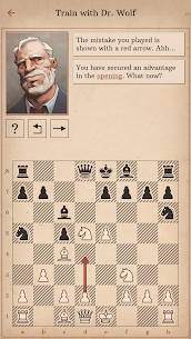 Learn Chess with Dr. Wolf Apk Download, NEW 2021 6