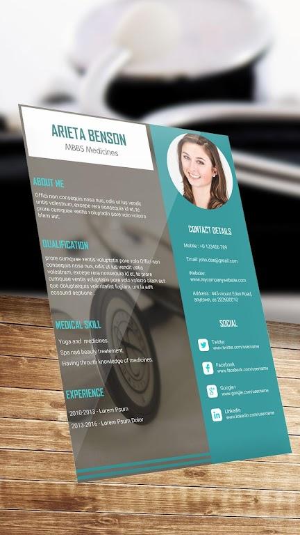 Resume Template, Resume Writer & Cover Letter  poster 3