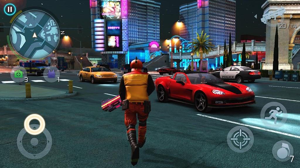 Gangstar Vegas: World of Crime  poster 4