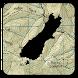 NZ Topo50 Offline South Island Map