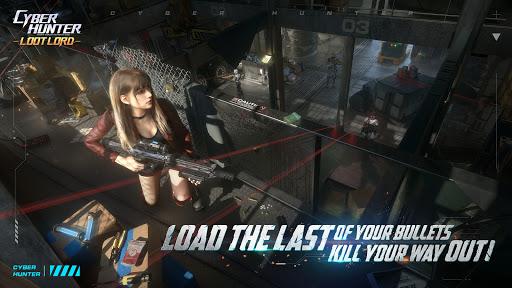 Code Triche Cyber Hunter Lite (Astuce) APK MOD screenshots 1