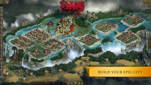 Arkheim – Realms at War: The MMO Strategy War Game screenshots 2