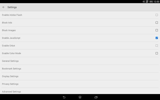 Lightning Browser - Web Browser 5.1.0 Screenshots 16