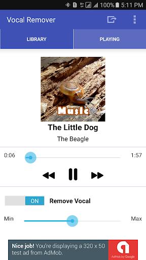 Vocal Remover for Karaoke 1.3.2 Screenshots 2