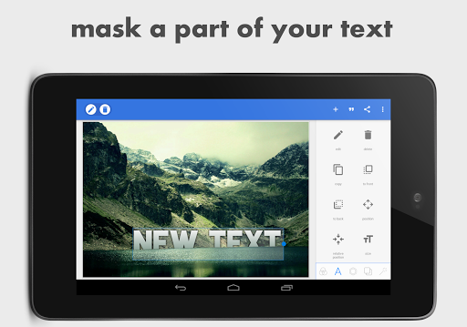 PixelLab - Text on pictures 1.9.9 screenshots 13