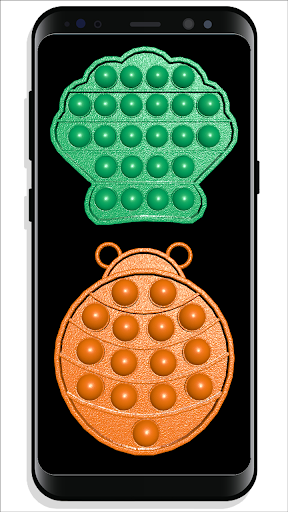 pop it Fidget Cubes - calming sounds making toys screenshots 22