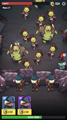 Télécharger Zombie Ahead! APK MOD (Astuce) screenshots 5