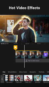 VivaCut Pro Mod APK 2.4.5 (Unlocked all filters) 6