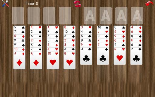 FreeCell  screenshots 9