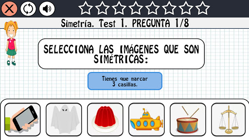Matemáticas 7 años screenshots 2