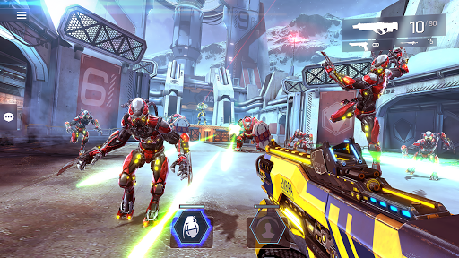 SHADOWGUN LEGENDS - FPS and PvP Multiplayer games apkpoly screenshots 23