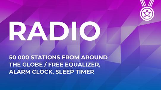 Radio Replaio MOD APK (Premium Unlocked) 1
