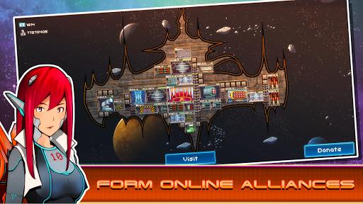 Pixel Starshipsu2122 0.980.1 screenshots 2