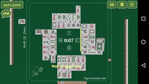Red Mahjong GC Screenshot 1