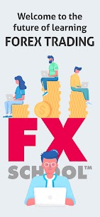 Forex School – Learn Trading Apk 1