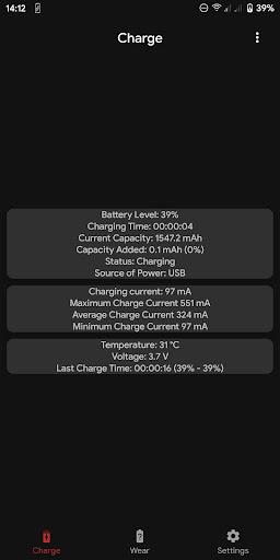 Capacity Info: Find out battery wear apktram screenshots 5