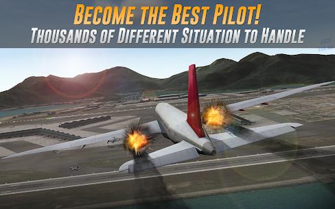 Airline Commander MOD APK + OBB (EZ Missions/Unlocked) 8