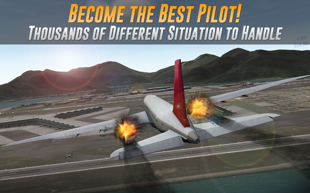 Airline Commander - A real flight experience  poster 12