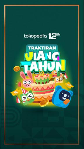 Tokopedia 12th Anniversary apktram screenshots 8