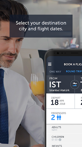 Turkish Airlines – Flight ticket Latest screenshots 1