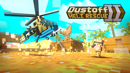 Dustoff Heli Rescue 2: Military Air Force Combat apkpoly screenshots 1