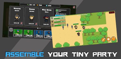 Spawnders - Tiny Hero RPG screenshots 3