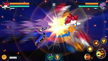 Stick Dragon Fight