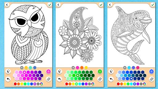 Mandala Coloring Pages 16.2.6 Screenshots 13