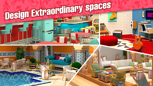 Room Flipu2122: Design Dream Home Makeover, Flip House apktram screenshots 4