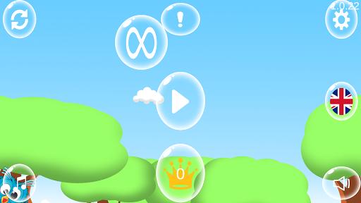 Bubble Pop For Kids And Babies - Birds screenshots 1