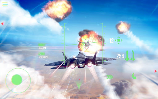 Modern Warplanes: Sky fighters PvP Jet Warfare apktreat screenshots 2