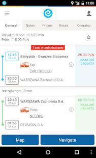 e-podroznik.pl 1.3.13 Screenshots 10
