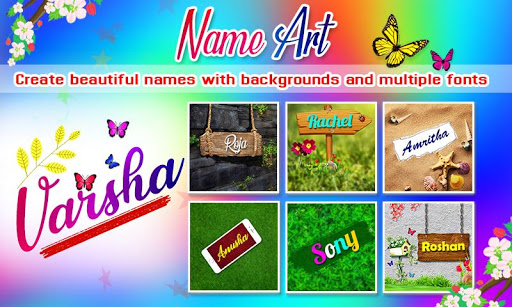 Name Art Photo Editor - 7Arts Focus n Filter 2021  Screenshots 2