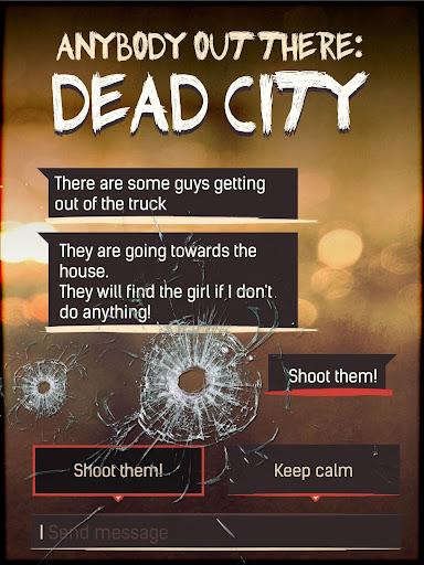 DEAD CITY ud83dudd25 Text Adventure & Cyoa 1.7.10 screenshots 6