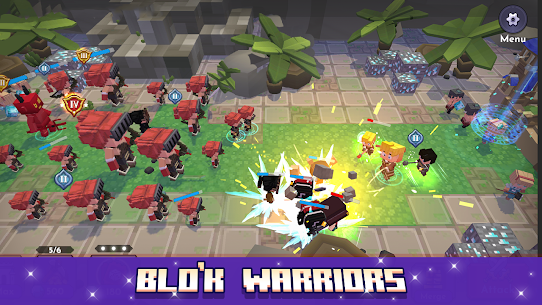 Blo'k Warriors MOD APK 0.6.5 (Unlimited Money) 2