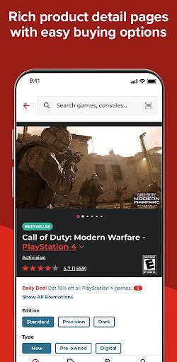 GameStop android2mod screenshots 7